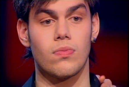 X Factor - Andrea @ Davide Maggio .it