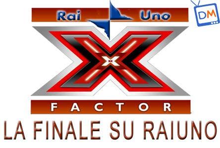 XFactor - Raiuno