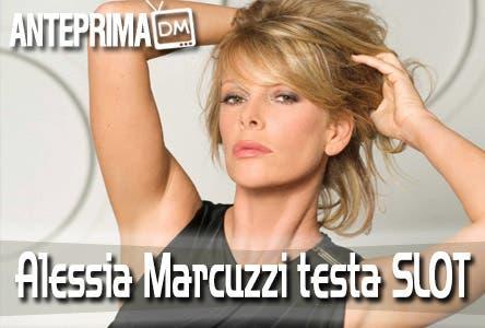 Alessia Marcuzzi - Slot