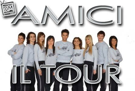 Amici 2009 Tour @ Davide Maggio .it