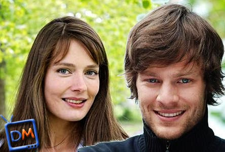 Annika Bruckner e Wolfgang Cerny personaggi di Ute Kampowsky e Lukas Zastrow @ Davide Maggio .it