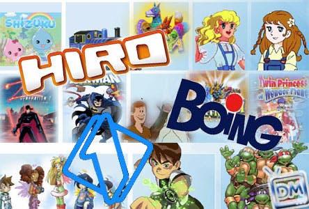 Boing Hero Italia Uno 2009 @ Davide Maggio .it