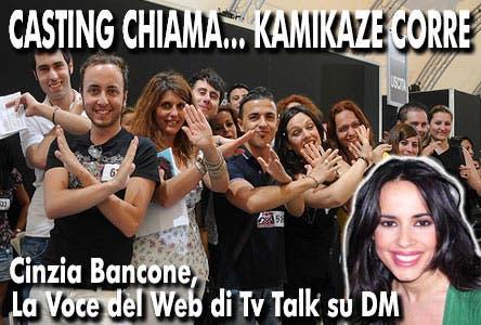 Casting - Cinzia Bancone