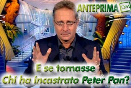 Chi ha incastrato Peter Pan