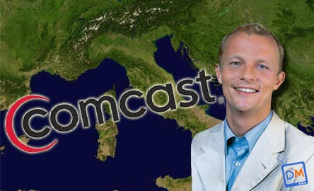 Comcast in Italia @ Davide Maggio .it