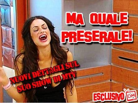 Cristina Del Basso - MTV
