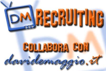 Davide Maggio Staff Recruiting @ Davide Maggio.it
