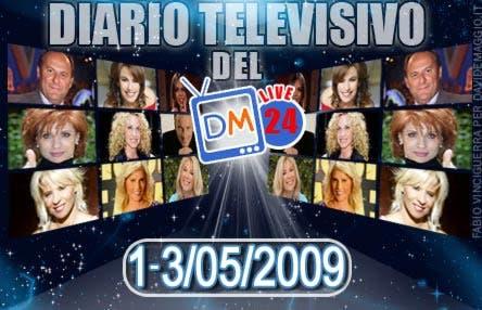 DM Live24 - 1, 3 maggio 2009