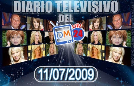 DM Live24: 11 Luglio 2009
