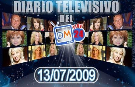 DM Live24: 13 Luglio 2009