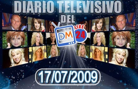 DM Live24: 17 Luglio 2009