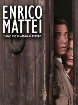 Enrico Mattei -La Locandina