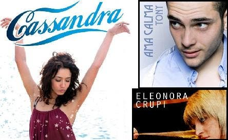 Cassandra, Tony, Eleonora (ex Talent Show)