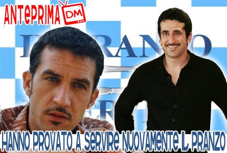 Il Pranzo è Servito - Daniele Cantalupo e Luca Angeletti