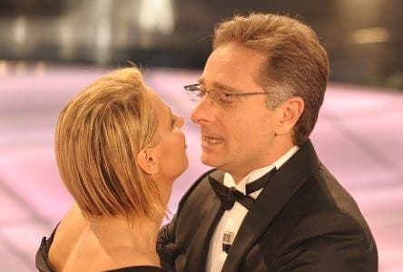 Maria De Filippi e Paolo Bonolis