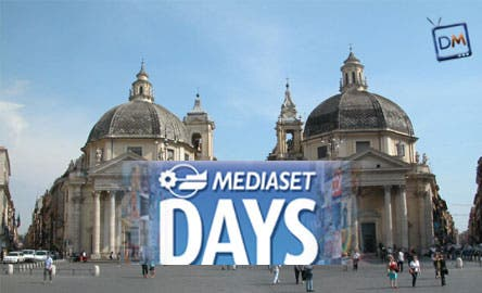 Mediaset Days Roma