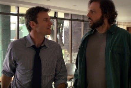 Mental, pilot (Chris Vance e Silas Weir Mitchell)