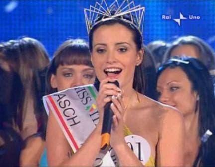 Miss Italia nel Mondo 2009 - Diana Curmei