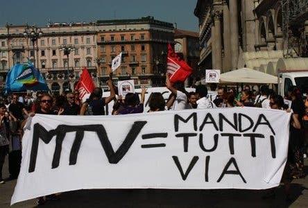 MTV Manda Tutti Via
