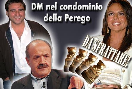 Teleratti - Maurizio Costanzo, Paola Perego e Davide Maggio