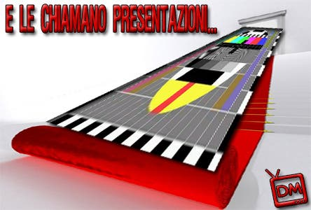 Presentazioni Palinsesti 2009/2010 @ Davide Maggio. it