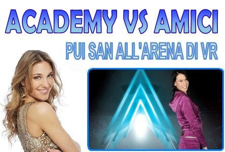Academy - Pui San all'Arena di Verona