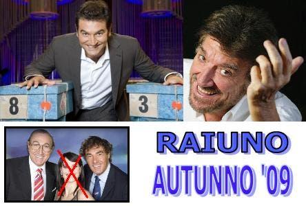 Raiuno - Autunno '09