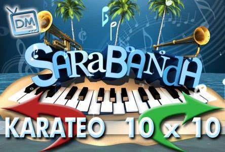 Sarabanda - 10×10