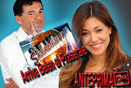 Sarabanda (Teo Mammucari e Belen Rodriguez)