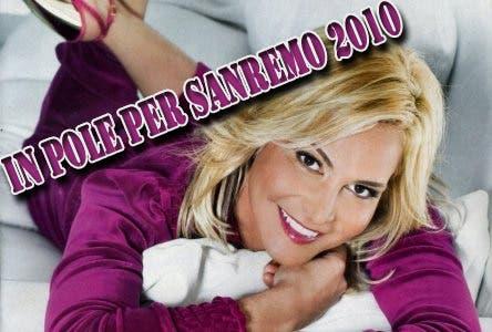 Simona Ventura - Sanremo 2010