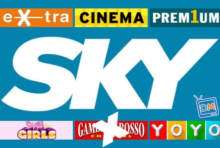 Raisat Sky @ Davidemaggio .it