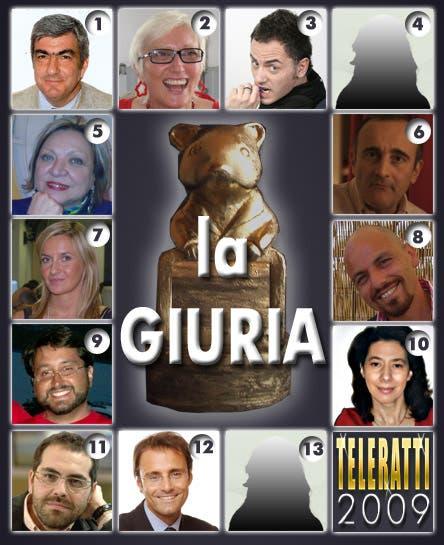 TeleRatti 2009 - La Giuria di Qualità