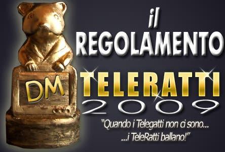 Teleratti 2009 - Il regolamento