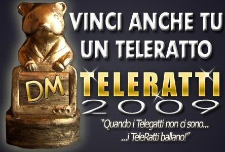 TeleRatti 2009 - Vota e Vinci