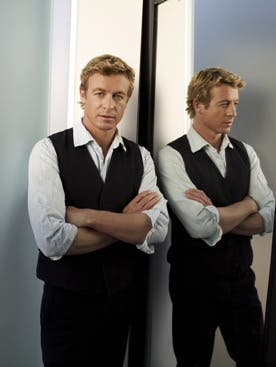 The Mentalist - Simon Baker (Patrick Jane)