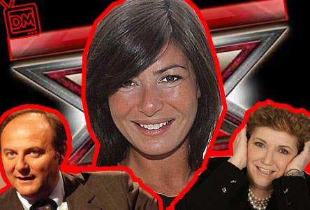 X Factor 3 Ilaria D'amico Gerry Scotti Mara Maionchi @ Davide Maggio .it