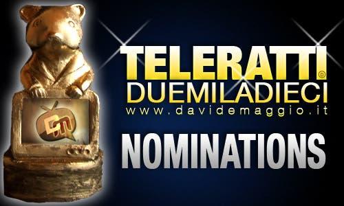 TeleRatti 2010, le nominations