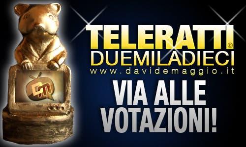 TeleRatti 2010, Votazioni