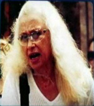 Raffaella Carrà senza trucco