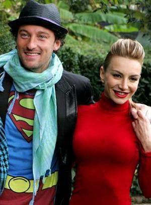 Francesco Facchinetti e Alessandra Barzaghi