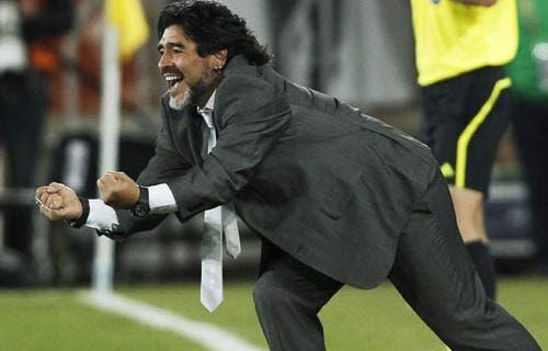Maradona (Mondiali 2010)