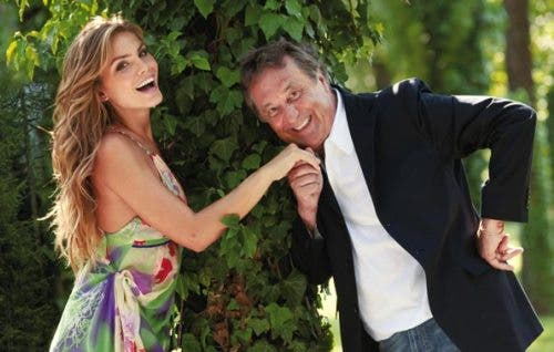 Velone, Nina Senicar ed Enzo Iacchetti