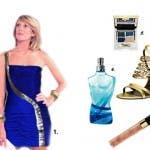 Alessia Marcuzzi, consigli di style. Accessori
