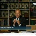 Augusto Minzolini editoriale