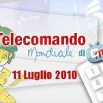 Telecomando Guida TV 11 Luglio 2010