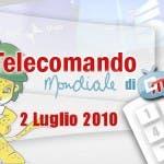 Telecomando Guida TV 2 Luglio 2010