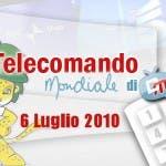 Telecomando Guida TV 6 Luglio 2010