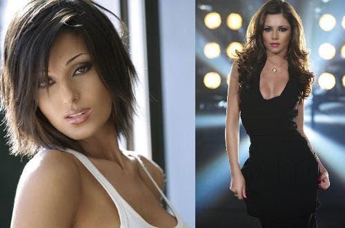 Anna Tatangelo - Cheryl Cole