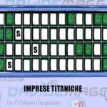 Tabellone Imprese Titaniche