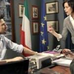 Distretto di Polizia 10, Claudia Pandolfi e Simone Corrente
